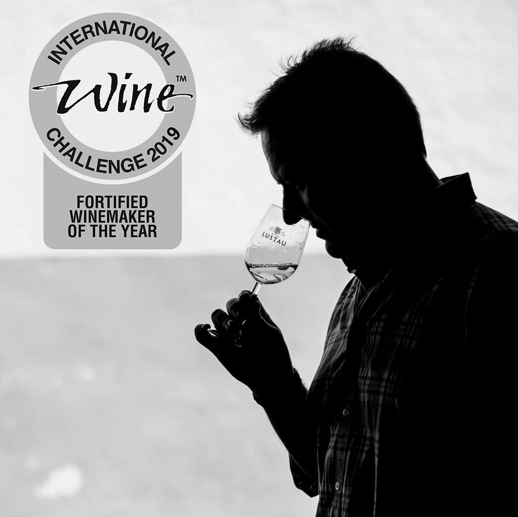 Mejor Enólogo Vinos Generosos 2019